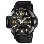 часы CASIO G-Shock GA-1000-1B, серия Aviator
