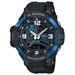 Часы CASIO G-Shock GA-1000-2B, серия Aviator