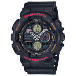 Часы CASIO G-Shock GA-140-1A4