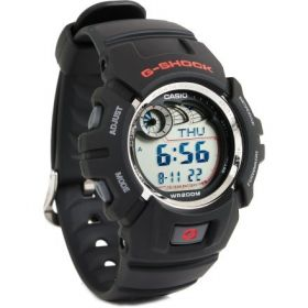 Часы CASIO G-Shock G-2900F-1V вид слева