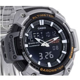 CASIO SGW-450HD-1B вид слева