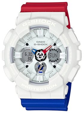 Часы CASIO G-Shock GA-120TRM-7A